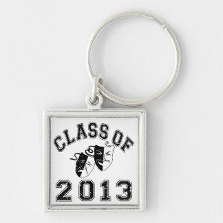 Class Of 2013 Drama Key Chain