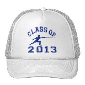 Class Of 2013 Fencing Cap