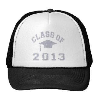 Class of 2013 Graduation Cap Trucker Hat