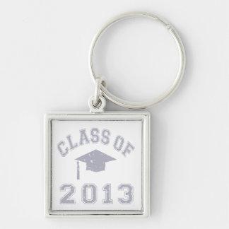 Class of 2013 Graduation Cap Keychain
