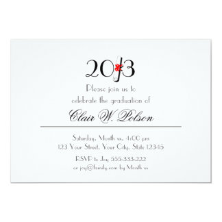 Class of 2013 Graduation Celebration Card