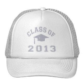 Class Of 2013 Graduation - Grey Cap