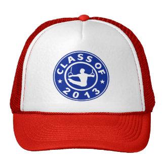 Class Of 2013 Gymnastics Hats