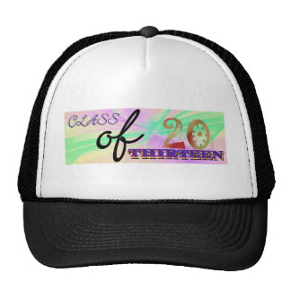 Class of 2013 hats