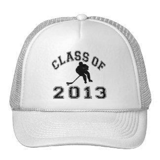 Class Of 2013 Hockey - Black 2 Cap