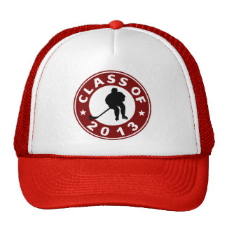 Class Of 2013 Hockey Cap