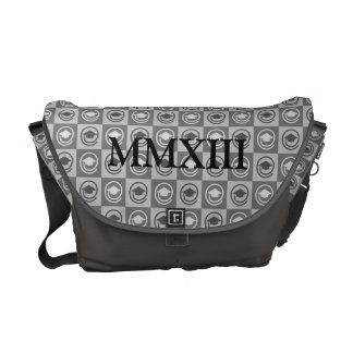Class of 2013 in Roman Numerals Courier Bags