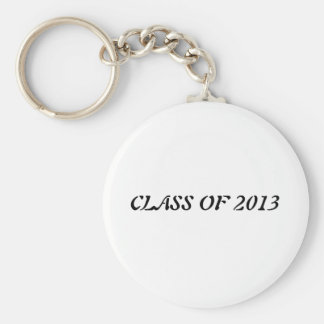 Class of 2013 key chains