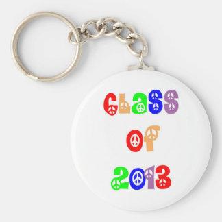 Class of 2013 key ring