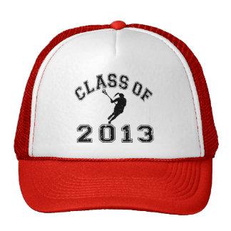 Class Of 2013 Lacrosse Cap
