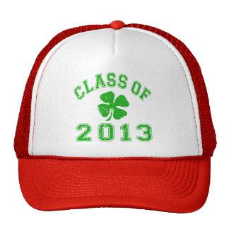 Class Of 2013 - Lucky Shamrock Cap