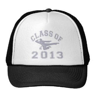 Class Of 2013 Martial Art - grey 2 Cap