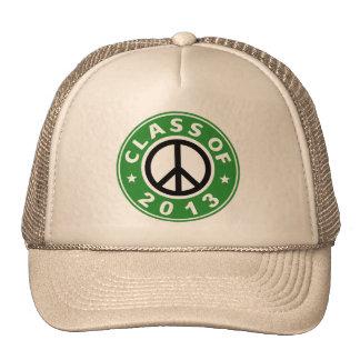 Class Of 2013 Peace Cap