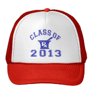 Class Of 2013 Pharmacist Cap