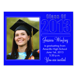 Class of 2013-Photo Graduation Announcement