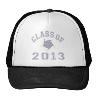 Class Of 2013 Photography - Grey 2 Trucker Hats