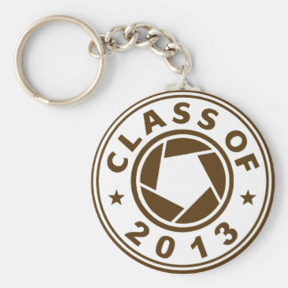 Class Of 2013 Photography Key Chain