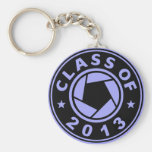Class Of 2013 Photography Keychains