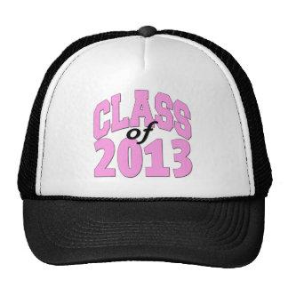 Class of 2013 Pink Cap