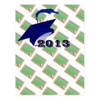 Class of 2013 postcard