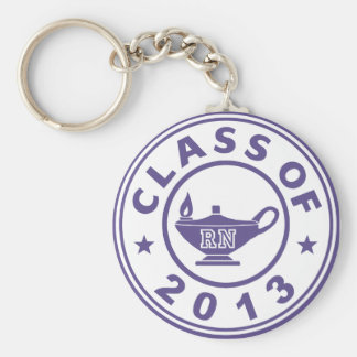 Class Of 2013 RN Key Chains