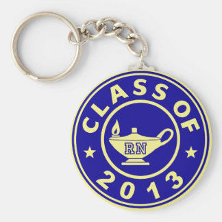 Class Of 2013 RN Keychains