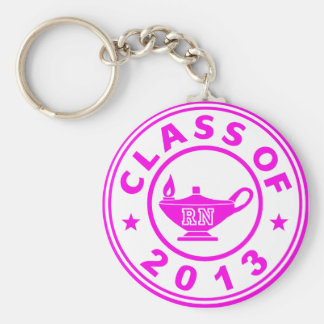 Class Of 2013 RN Key Ring