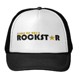 Class of 2013 Rockstar Hats