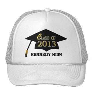 Class Of 2013 School Graduation Hat