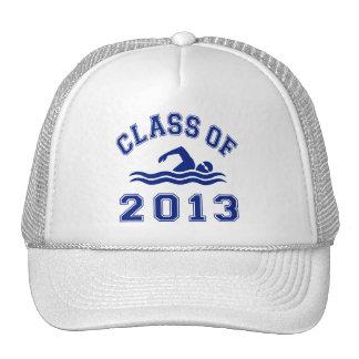 Class Of 2013 Swimming Mesh Hat