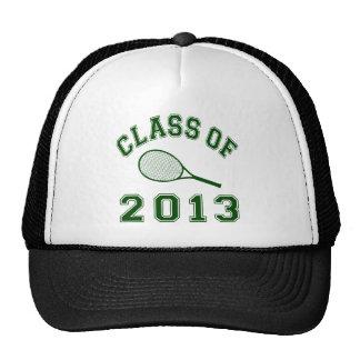 Class Of 2013 Tennis Cap