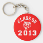 Class Of 2013 Tiger Keychains