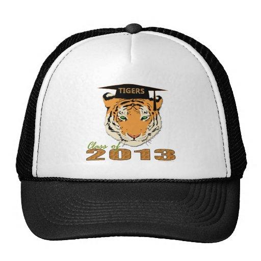 Class of 2013 Tigers Graduation Hat