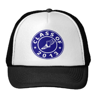 Class Of 2013 Track and Field Cap