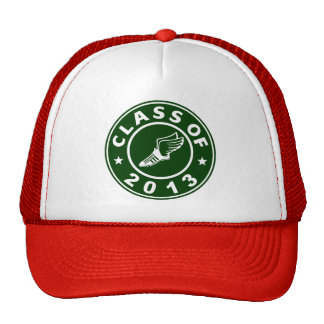 Class Of 2013 Track and Field Hat