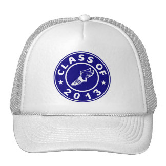 Class Of 2013 Track and Field Trucker Hat