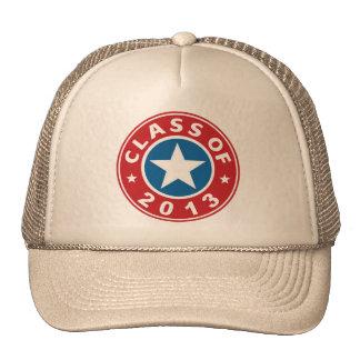Class of 2013 USA Trucker Hat