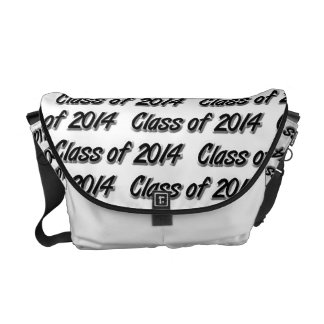 CLASS OF 2014 COURIER BAGS