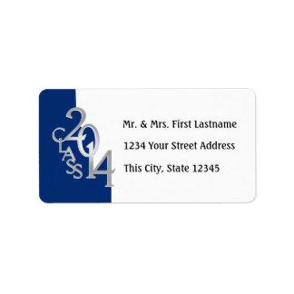 Class of 2014 Graduation Address Label