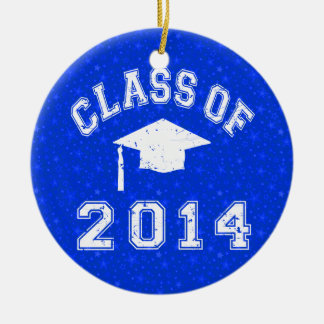 Class Of 2014 Graduation Christmas Tree Ornament