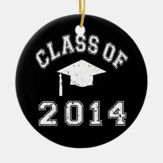 Class Of 2014 Graduation Ornaments