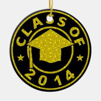 Class Of 2014 Graduation Ornament