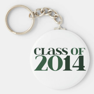 Class of 2014 key ring