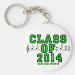 Class Of 2014 Keychain