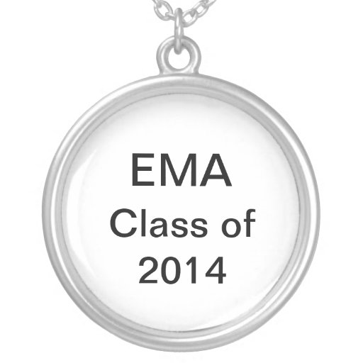 Class of 2014 Necklace