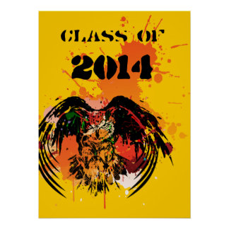 Class of 2014 posters