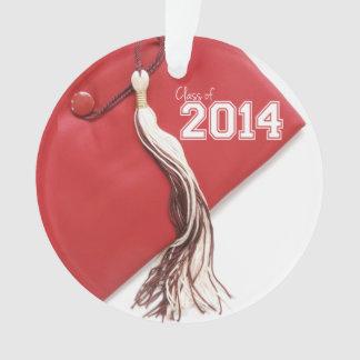 Class of 2014 Red Graduation Cap