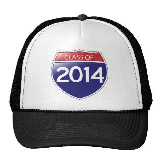 Class of 2014 Sign Cap