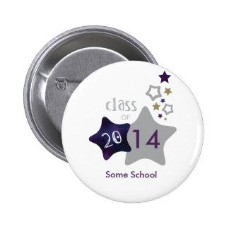 Class of 2014 - Standard Button
