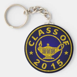 Class Of 2015 BSN Key Ring